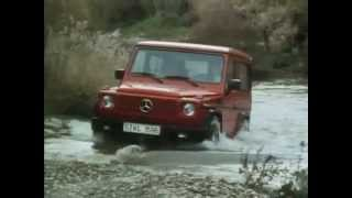 Mercedes Benz G Wagon Documentary