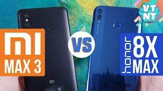 Huawei Honor 8X Max vs Xiaomi Mi Max 3 Сравнение! Какой купить?