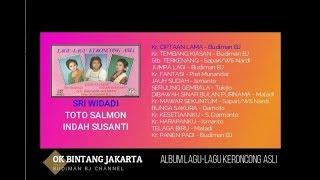 OK BINTANG JAKARTA Album Lagu Keroncong Asli