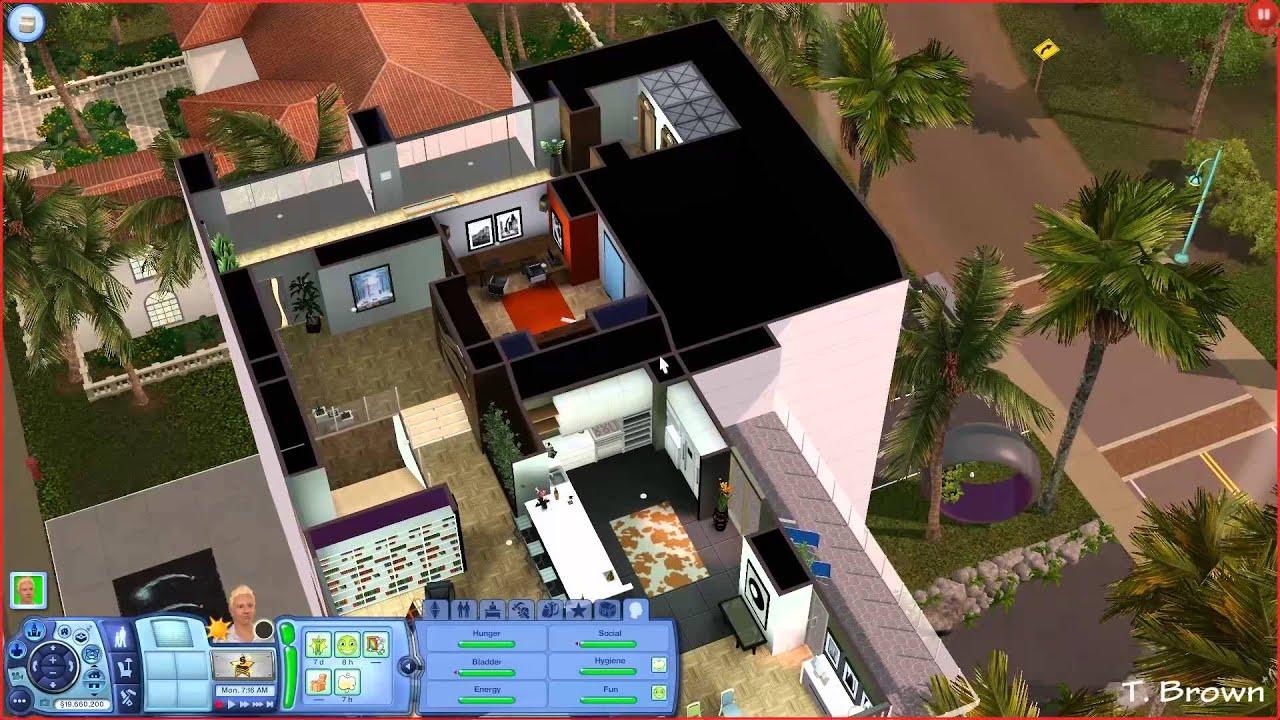 The sims grand luxury mansion joy studio design gallery for Designer apartment gta