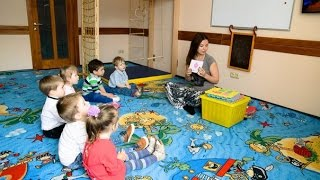 Дети в городе | Детский развивающий центр Children's Land