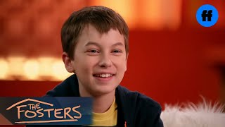 The Fosters | Special Holiday Message from Hayden Byerly (Jude)| Freeform