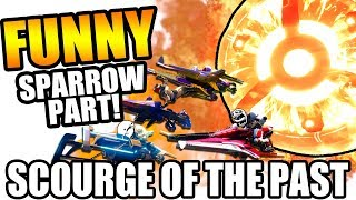 Scourge of the Past FUNNY MOMENTS Part 2! | Destiny 2 Black Armory Raid Gameplay