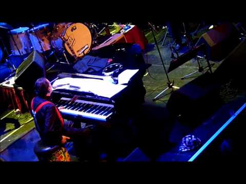 Jools Holland: T Bag Scuffle, Amsterdam Paradiso 2012