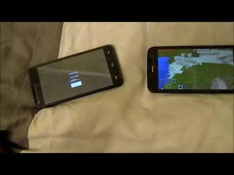как играть в майнкрафт по сети вместе со своими друзьями на телефонах легко и просто