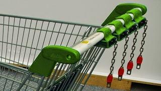 Supermärkte erhöhen Pfand für Einkaufswagen auf 1,08 Euro