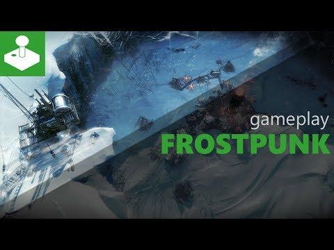 Frostpunk - Gamescom 2017 - gameplay   Sector.sk