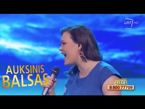 """LRT """"Auksinis balsas-3"""": Edgaras Lubys ir Girmantė Vaitkutė - Laivai nutols"""