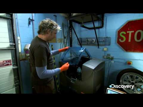 Replacing Classic Car Parts using 3D Printing Technology - YouTube
