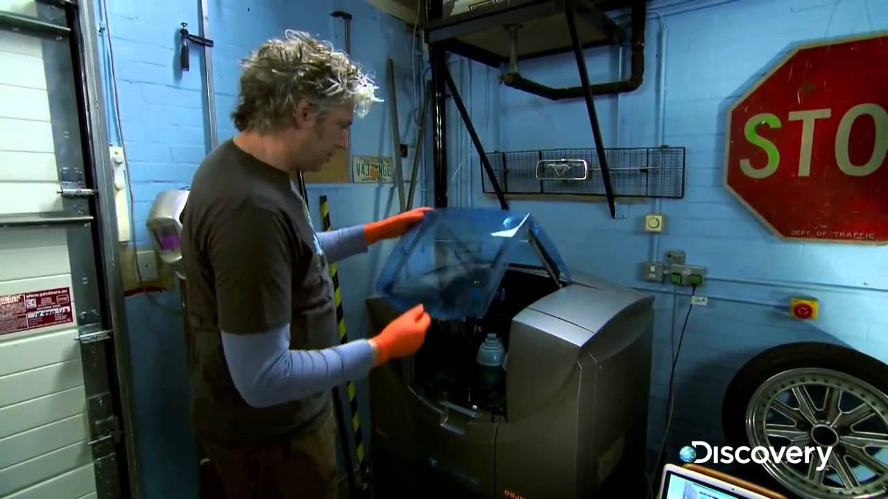 replacing classic car parts using 3d printing technology [ 1280 x 720 Pixel ]