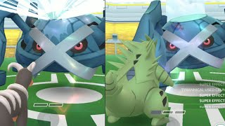 Solo Metagross Tier 4 Raid Possible?! Difficult To Catch!