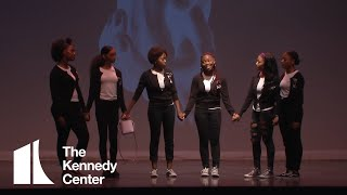 Louder Than a Whisper by Griot Girl Ensemble - Millennium Stage (September 13, 2018)