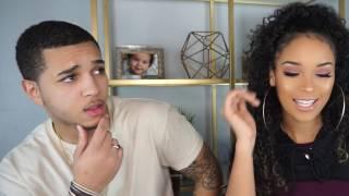 Q Part 1 - childbirth, breakups & HUGE ANNOUNCEMENT!