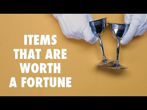 Things Around Your House You Can Sell For A Lot Of Money