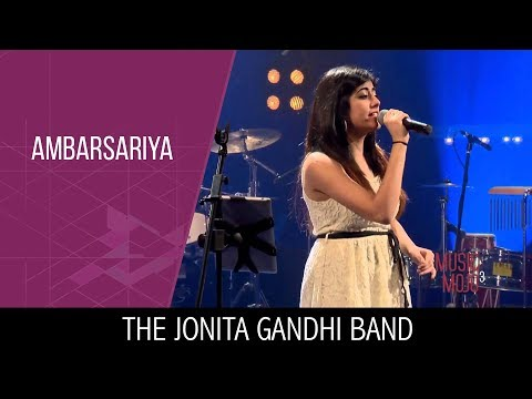 Ambarsariya -The Jonita Gandhi Band -Music Mojo Season 3 -Kappa TV
