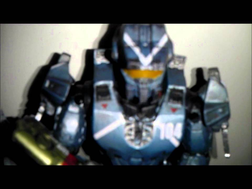Halo Legends The Package Three Pack Action Figure Review With