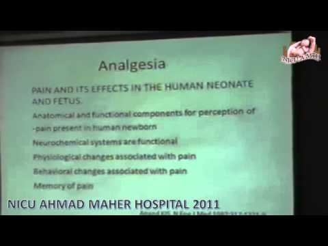 06-medical therapies of mechanical ventilated infants.Dr Atef
