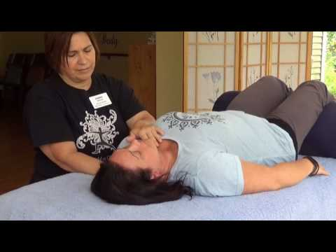 Holistic Health: Cranial Sacral Therapy