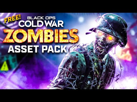 Free Thumbnail Pack Call Of Duty Black Ops Cold War Zombies Edition Thumbnail Tutorial Youtube
