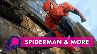 Spider-Man PS4 & Other Good Spidey Games + The PS2 Dies Forever | It