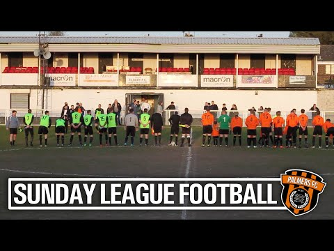 Sunday League Football - CUP FINAL TIME