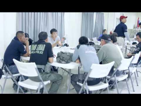 Introduction to Royal Thai Police Education Bureau and Royal Thai Police Cadet Academy