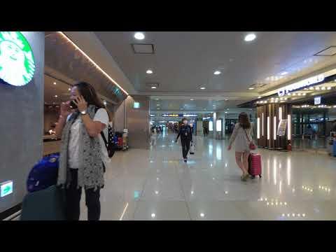[4K] 인천국제공항 제1여객터미널 - Walking around Incheon International Airport Terminal 1, Incheon, Korea