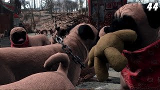 Stream - Fallout 4 Survival - 44 - Pug Party