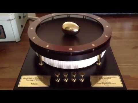 Tesla's Egg of Columbus Collectors edition