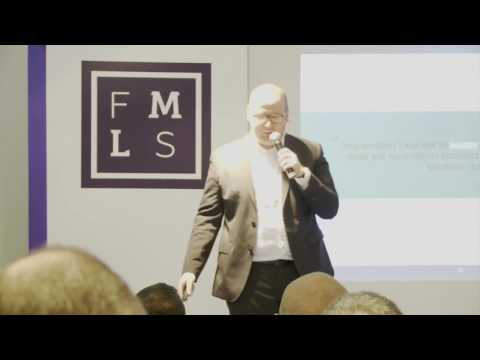 London Summit 2016 Seminar 4: You're a Marketing Organisation, not a Financial Services firm