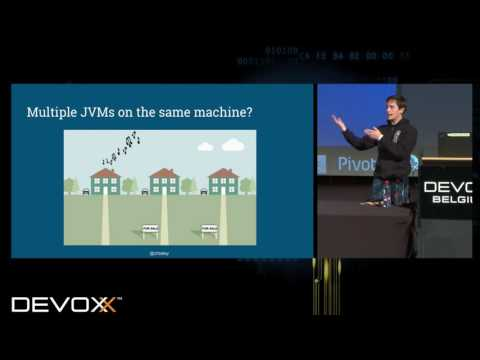 The JVM and Docker. A good idea? by Christopher Batey