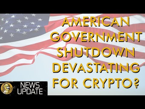 US Government Shutdown Crushing For Bitcoin ETF & Crypto Futures