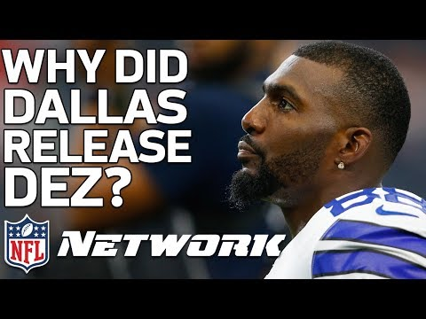 Why Did the Cowboys Release Dez Bryant &...