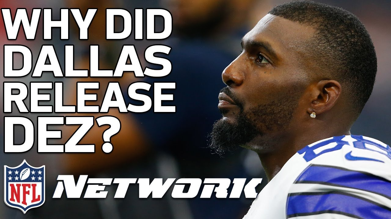 Why Did The Cowboys Release Dez Bryant Not Offer A Pay Cut Nfl Network
