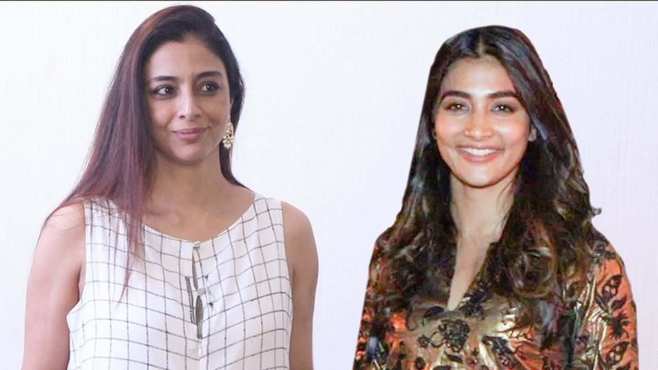 Tabu And Pooja Hegde Spotted Enjoying A Gala Time In The City