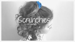 Scrunchies!!! // LauBou22