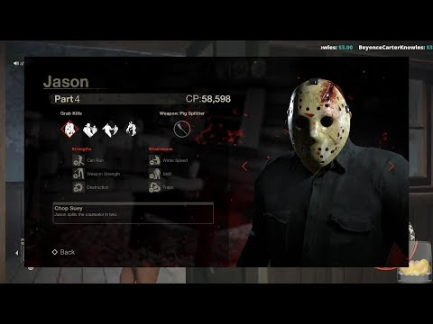 New Jason and map details revealed! Part IV Jason and Jarvis house map DLC update