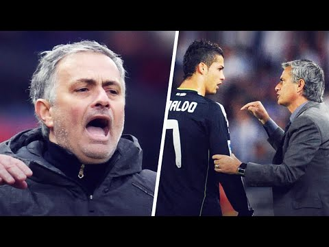 "The day Mourinho called the Real Madrid players ""sons of bi*****"" 