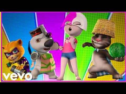 Vuelve - Bad bunny ft daddy yankee (talking tom)
