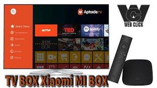 Instalando Aptoide TV no TV BOX Xiaomi MI BOX