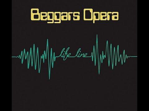 Beggars Opera, Lifeline 1980 (vinyl record)