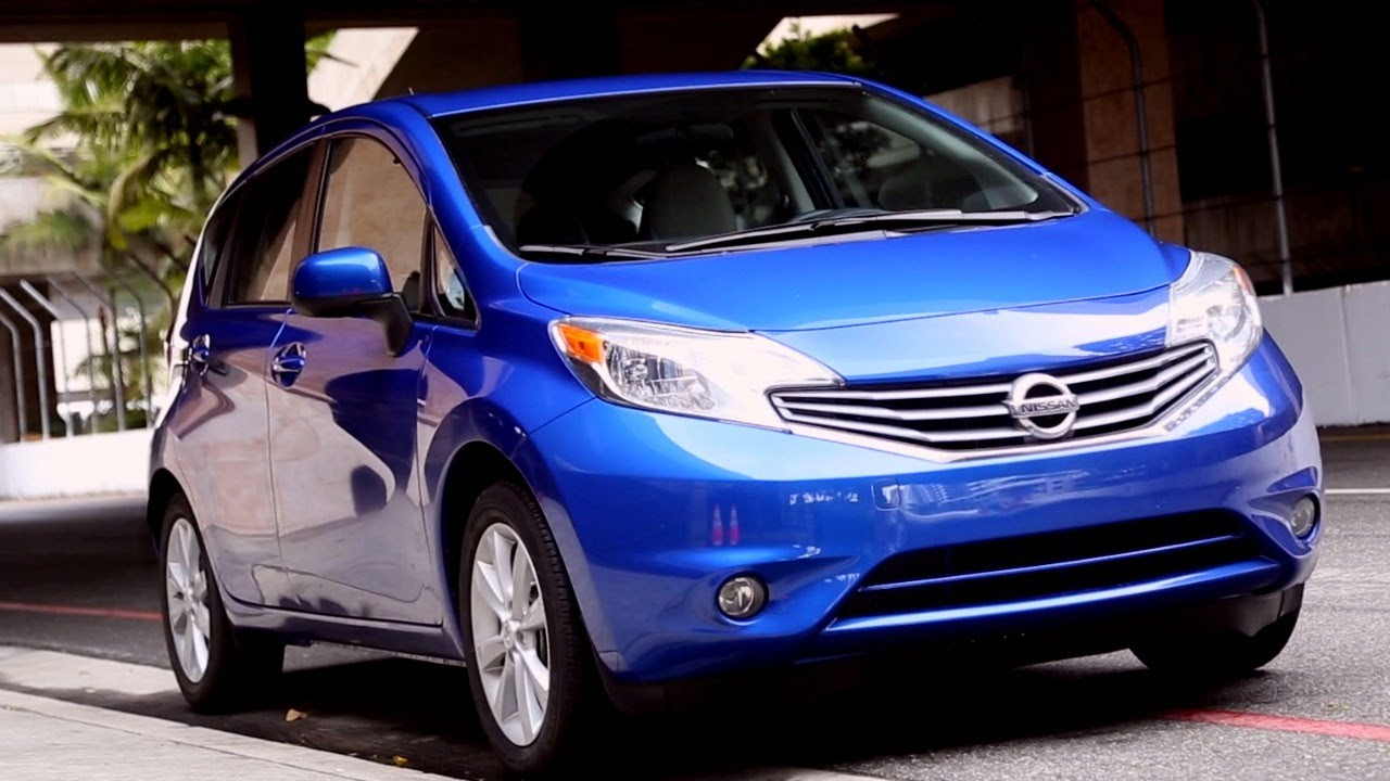 2016 Nissan Versa Note Review And Road Test Youtube