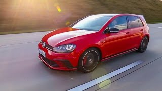2016 Volkswagen GTI Clubsport  Test Drive | Review | Fahrbericht (Deutsch/German) ///Lets Drive///