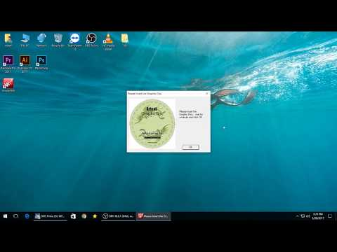 How To Install ArtCut 2009 With Jinka Cutting Plotter