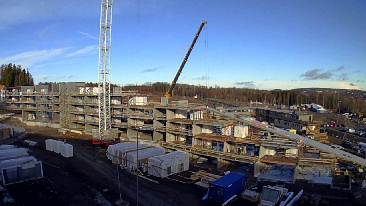 Legging Av Tak På Hotellbygg V6 Oslofjord Convention