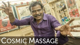 The World's Greatest Full Experience Head Massage with Baba Sen the Cosmic Barber