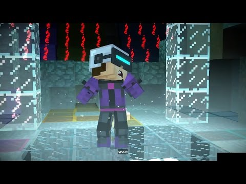 Minecraft Story Mode Light Em Up Music Video