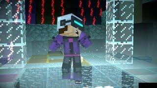 Minecraft Story Mode Light Em Up Music Video