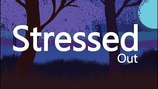 twenty one pilots - Stressed Out (Lyric)
