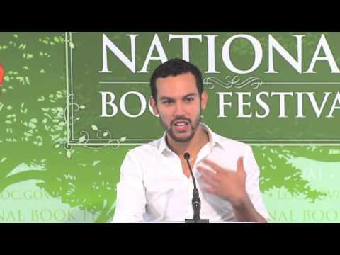 Justin Torres: 2012 National Book Festival